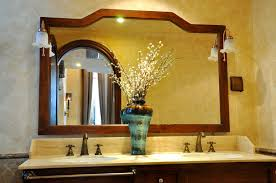 custom vanity glass mirror ace