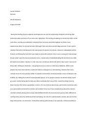 Homework Questions On Personality Docx Homework Questions