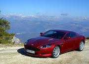 2006 Aston Martin Db9 Top Speed