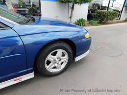 2003 Used Chevrolet Monte Carlo Jeff Gordon Edition at Schmitt ...