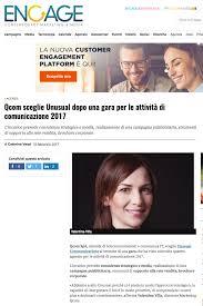unusual communication linkedin e dopo biosline arriva in unusual anche qcom 2 belle aziende 2 eccellenze italiane