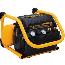 dewalt compressor. amazon.com: dewalt dwfp55130 heavy duty 200 psi quiet trim compressor: home improvement dewalt compressor 2