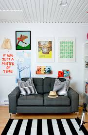 sneak k best of art above the sofa