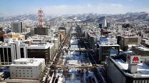 Japan Sapporo Sapporo Japan Winter Snow Wallpapers Hd