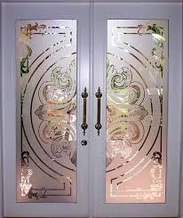 10 best pooja door glass designs with