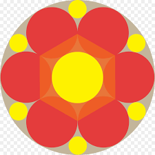 Principles Of Design Unity Pattern Flower