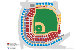 Twin River Seating Chart Twins Stadium Seating Chart Best Seat 2018
