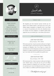 Unique Resume Delectable How To Design A Creative Resume
