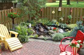 Small Picture Beautiful Small Patio Water Feature Ideas Garden Design Garden