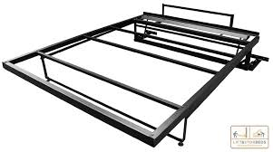 ... murphy bed kit queen for dimensions of queen bed best queen bed frame  with storage ...