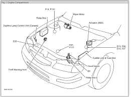 97 Infiniti I30 Engine Diagram