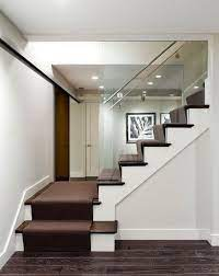 In most homes, the staircase is often the first thing the stairway is the ideal place for a gallery wall. 20 Glass Staircase Wall Designs With A Graceful Impact On The Overall Decor