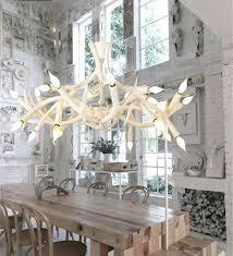 white antler chandelier faux idea or crystal ch white antler chandelier modern whitetail deer