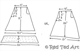 How To Make A Dress Pattern New How To Make A Pillow Case Dress For Beginners Red Ted Art's Blog