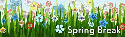 Image result for spring break clip art