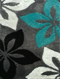 rugged marvelous black and white rugs grey teal area rug neat kitchen as aqua colored 5x8