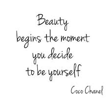 Coco Chanel Beauty Quotes Best Of Be Yourself Beauty Coco Chanel Fashion Quotes Style Image