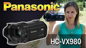 Обзор <b>Panasonic HC</b>-<b>VX980</b>. Взял и снял! - YouTube