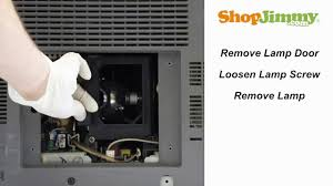 samsung hlr bp96 01073a lamp replacement guide for dlp tv repair you