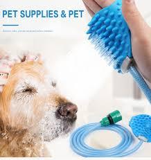 Dog Bath Sprayer With Dog Shower Head ...
