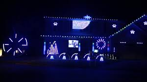 Christmas Light Installation O Fallon Mo Holiday Light Display Honors Blues Stanley Cup Title Plays