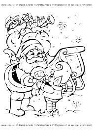 Geniaal Kerst Kleurplaten Om Te Printen Klupaatswebsite