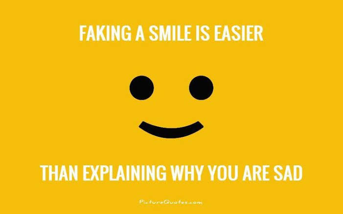 sad smiley images with quotes