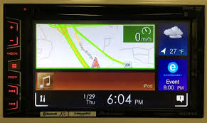 pioneer double din avh x2700bs car stereo reviews & news tuning pioneer radio navigation ready at Pioneer Radio With Navigation