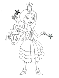 Printable Coloring Pages Princess Ideal Printable Coloring Pages