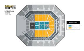 Seating Chart Golden One Sacramento