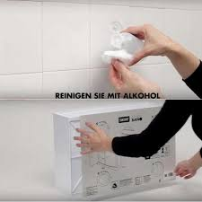 Eckregal Badezimmer Regal Badregal Weiß Kunststoff Ohne Bohren