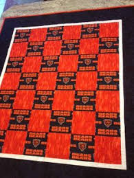 Chicago Bears Quilt Twin Quilt by UltimateQuilts on Etsy, $175.00 ... & Chicago Bears Quilt Twin Quilt by UltimateQuilts on Etsy, $175.00 |  Chi-Town Bears! | Pinterest | Twin quilt, Chicago and Bears Adamdwight.com