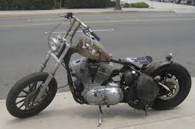 2000 sportster bobber bike gallery