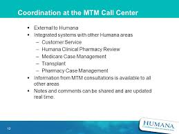 call humana customer service humanas medication therapy management program robert mcmahan
