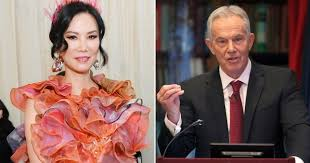 Rise Of Murdoch Family: Wendi's letters about Tony Blair caused divorce |  Metro News