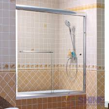 semi frameless sliding shower doors. semi-frameless sliding bath door euro semi frameless shower doors