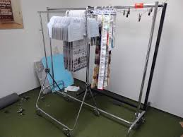 Used Coat Rack For Sale New Used 32 Mobile Coat Rack For Sale Auction Premium