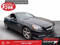 Prices start at about £5000 for early slk 200s, while our favoured slk 350 model is available from about £6000, although in both cases you'll be looking at a car that has. Used 2015 Mercedes Benz Slk 250 For Sale With Photos Autotrader