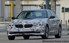 BMW Convertible bmw 5er g30 : Spied: Next gen 5 Series (G30) M Sport Package - Bimmerfest - BMW ...