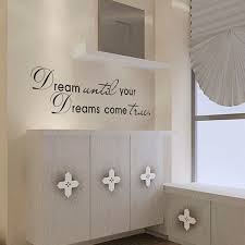 Small Picture Large Size PVC Home Decor Window Decals Sticker with English