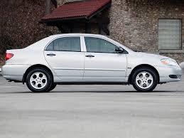 TOYOTA Corolla (US) specs - 2002, 2003, 2004, 2005, 2006, 2007 ...