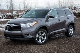 2016 Toyota Highlander Hybrid Review | News | Cars.com