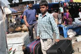 m children trapped in child labour ilo hope