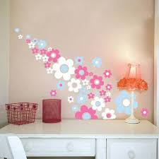 Small Picture 23 best Flower Wall Decals images on Pinterest Flower wall