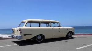 All Chevy 1957 chevy wagon for sale : 1956 Chevy 150 2 door Handyman hot rod wagon for sale in SoCal ...