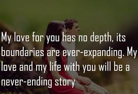 My Love For You Quotes Interesting My Love For You Is Quotes