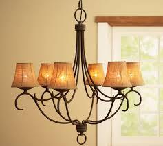 cecilia hurricane chandelier aged iron finish alternate view