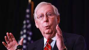 Sen. Mitch McConnell: People are using ...
