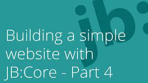 Jb Websites Learn To Build Joomla Websites