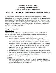 classification division essay examples sample conclusion how to  classification division essay examples classification and division